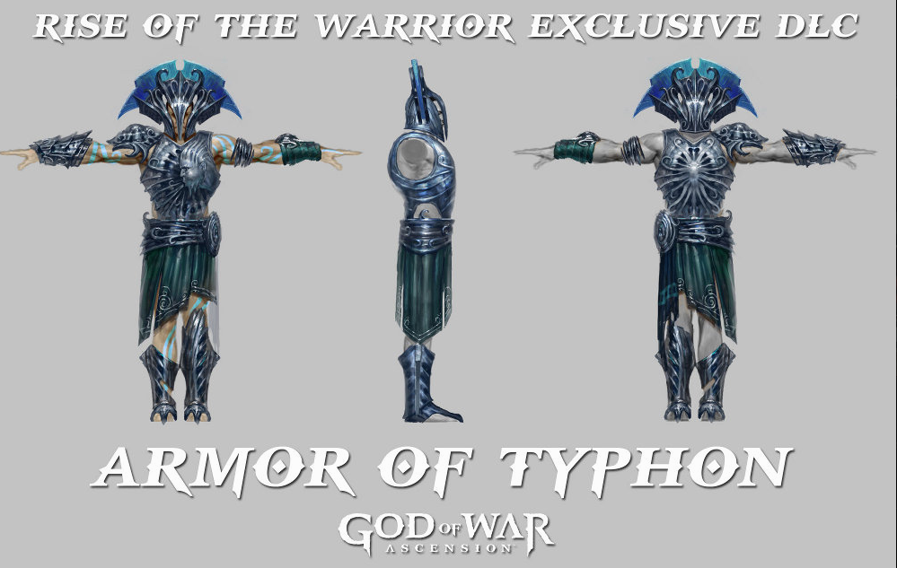 Armor of Typhon