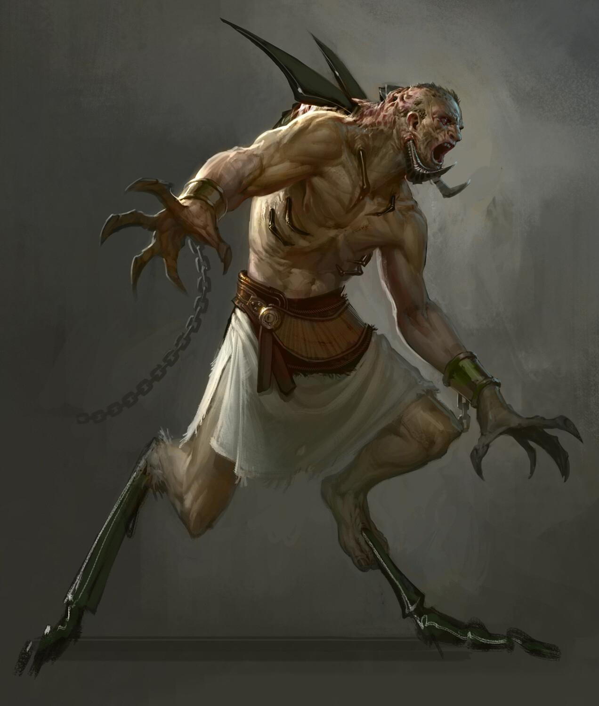 Demonio Sátiro