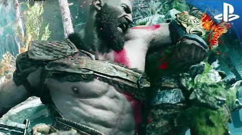 God of War - Cómo luchar como Kratos