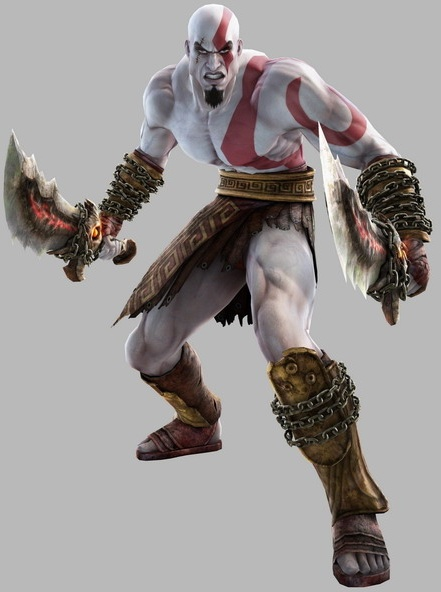 Kratos (Soulcalibur)