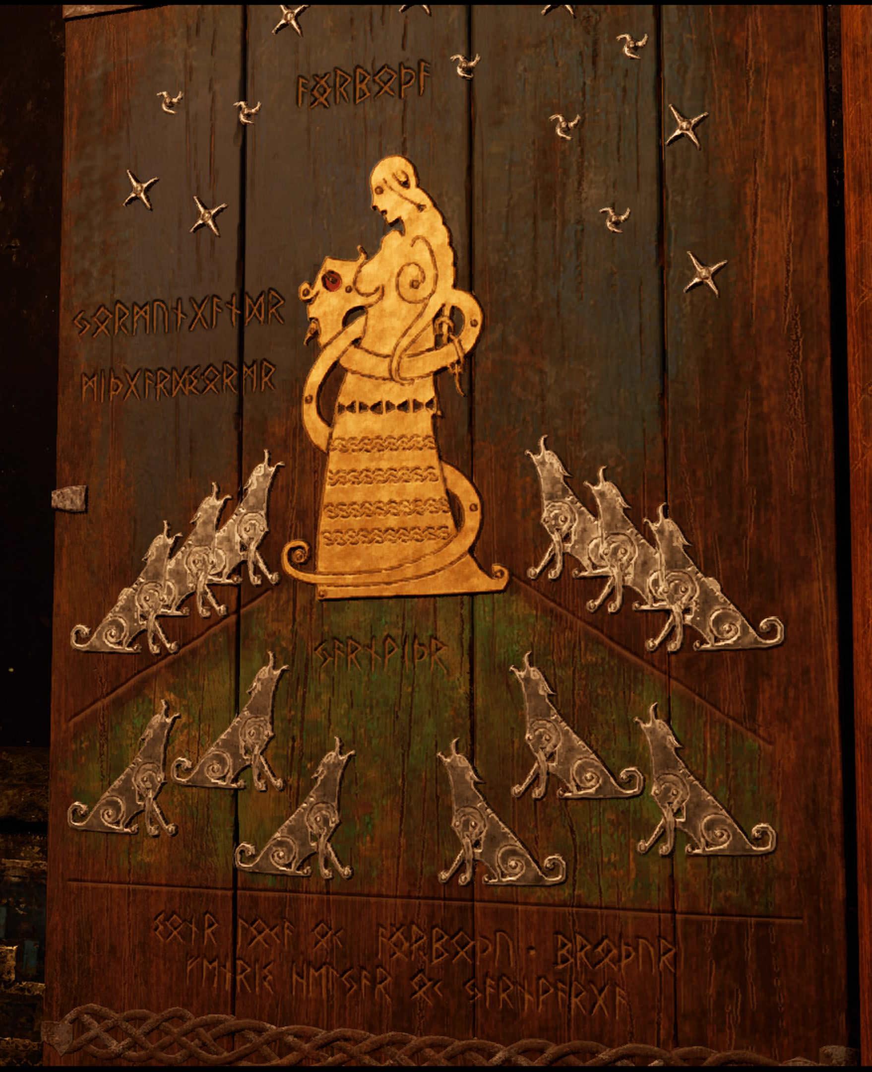 Jötnar Shrines
