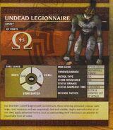 Undead Legionnaire 1