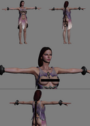 Perfiles 3D de Afrodita 2