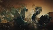 Morte talassa corpo disfacimento acque GoW Ascension