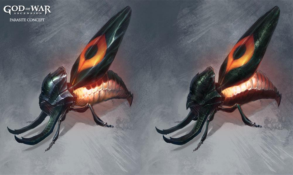 Megaera's Parasites