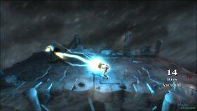 Kratos Ojo de Atlantis