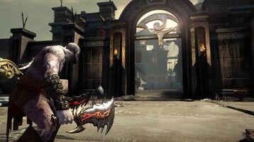 Kratos cittadella furie prigione dannati 1
