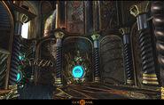 GOW3 Poseidon's Chamber