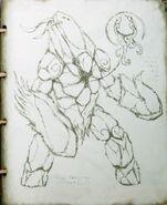 Lava Ancient Sketch