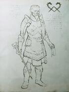 Sindri Zeichnung