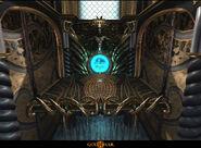 GOW3 Poseidon's Chamber 2