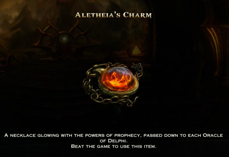 Aletheia's Charm