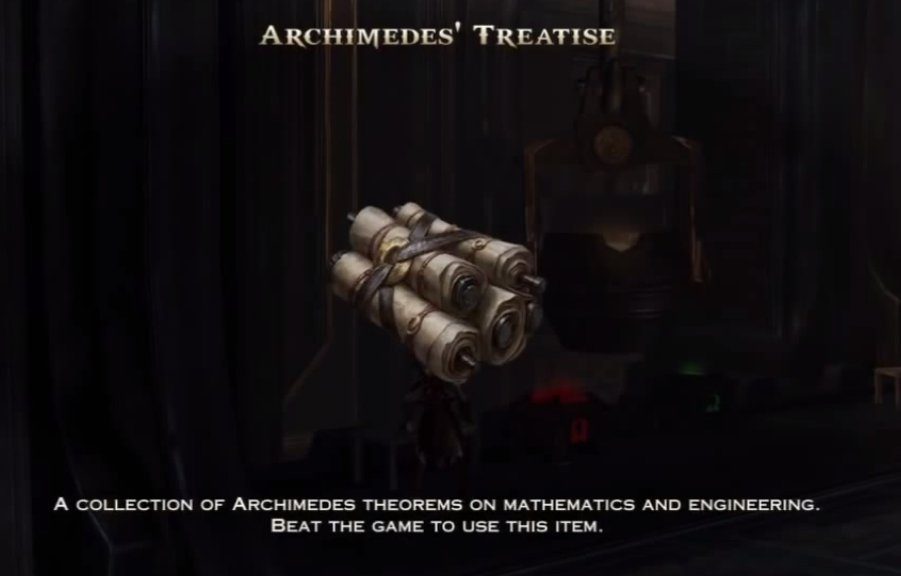 Archimedes' Treatise