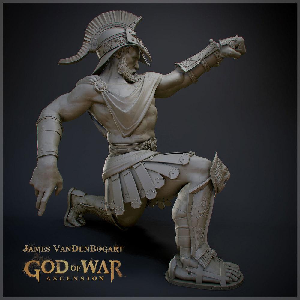 Statue of Apollo
