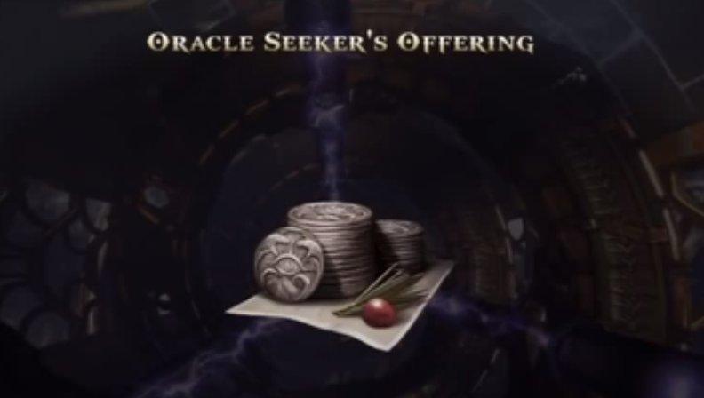 Oracle Seeker's Offering