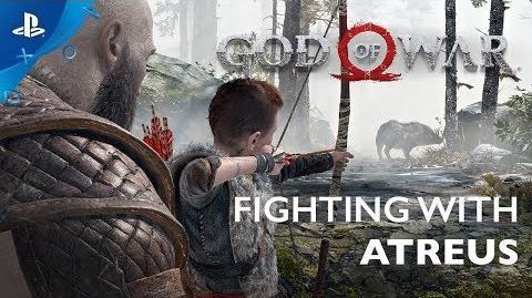 God of War - Diseñando un compañero eficaz