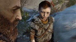 God of War - Screenshot - Jagd