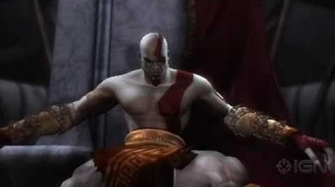God of War Ghost of Sparta Trailer