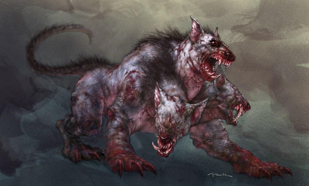 Mole Cerberus