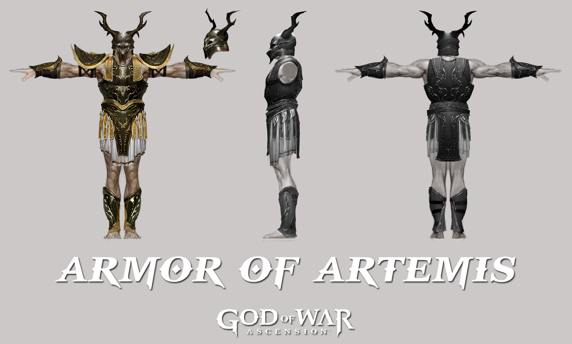 Armor of Artemis