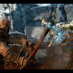 God of War (PS4) - New Weapon.png