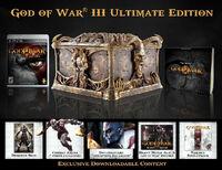 God of War III Ultimate Edition