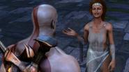 Oracle of Athens Thanks Kratos