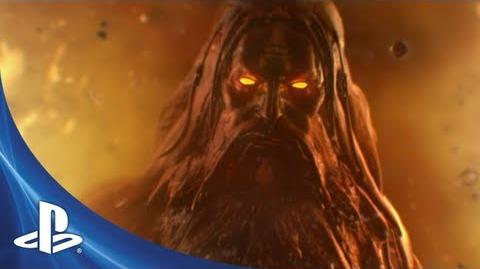 God of War Ascension - Zeus God Trailer