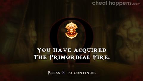 Primordial Fire