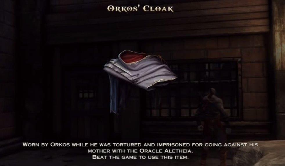 Orkos' Cloak