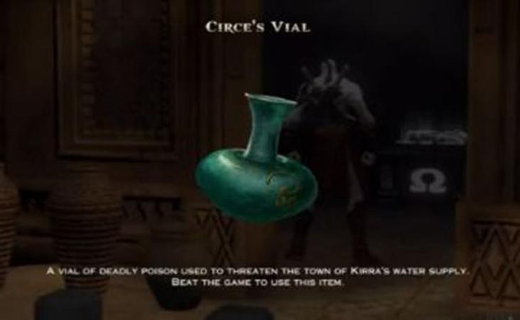 Circe's Vial