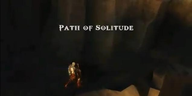 Path of Solitude