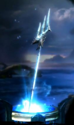 Spear of Poseidon
