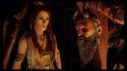 Freya meets Mimir