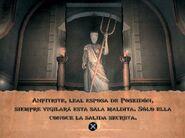 La estatua de Anfitrite