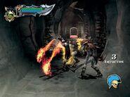 Kratos de nuevo en los anillos