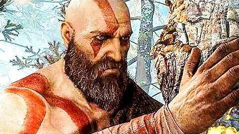 GOD OF WAR 4- Leviathan Axe Trailer (2018)