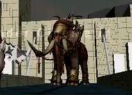 Elefante persa
