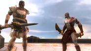 Theseus vs Kratos