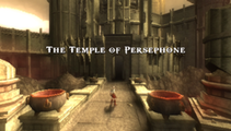 Tempel der Persephone