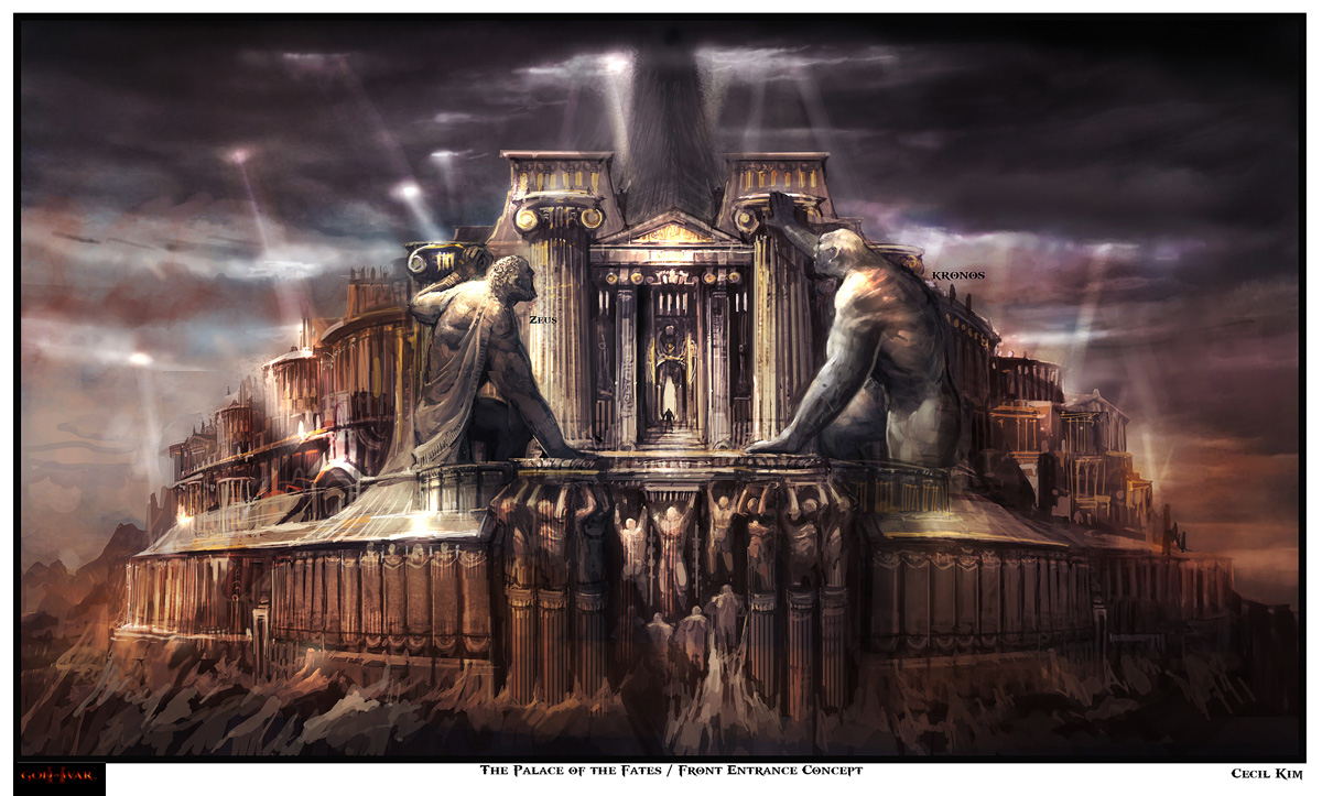 Palace of the Fates