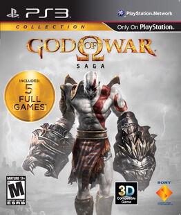 God of War Saga Cover