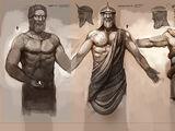 The Three Judges