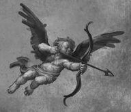 Cupido en la Cámara de Afrodita