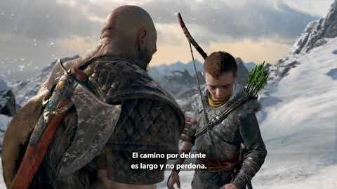 God of War - Tráiler E3 2017