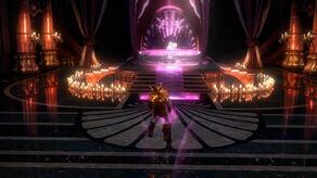 Kratos en la Cámara de Afrodita