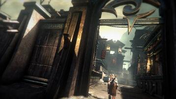 Kratos cittadella furie prigione dannati 2