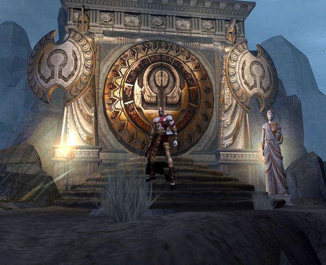 Portal to Olympus