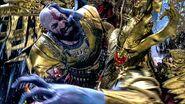 Sigrun e Kratos
