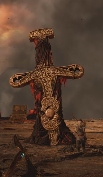 Surtr's Sword
